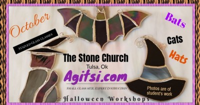 Halloween Classes available the month of October