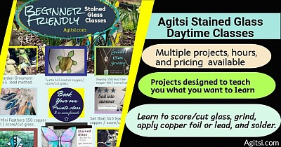 Stained Glass Classes in Tulsa